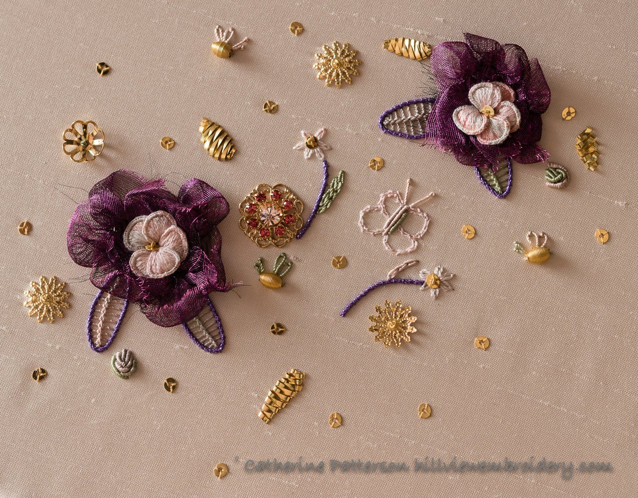 Delectable Morsels – Summer flowers