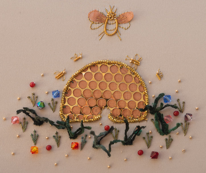 Delectable Morsels – 'Queen Bee'